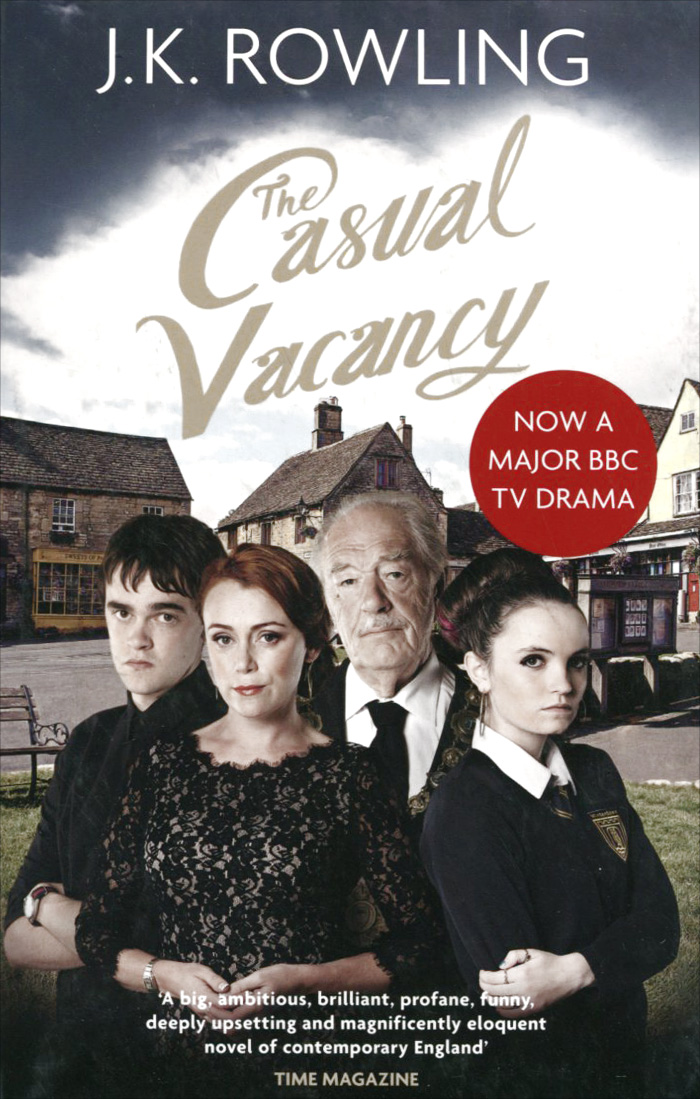 The Casual Vacancy mick johnson motivation is at