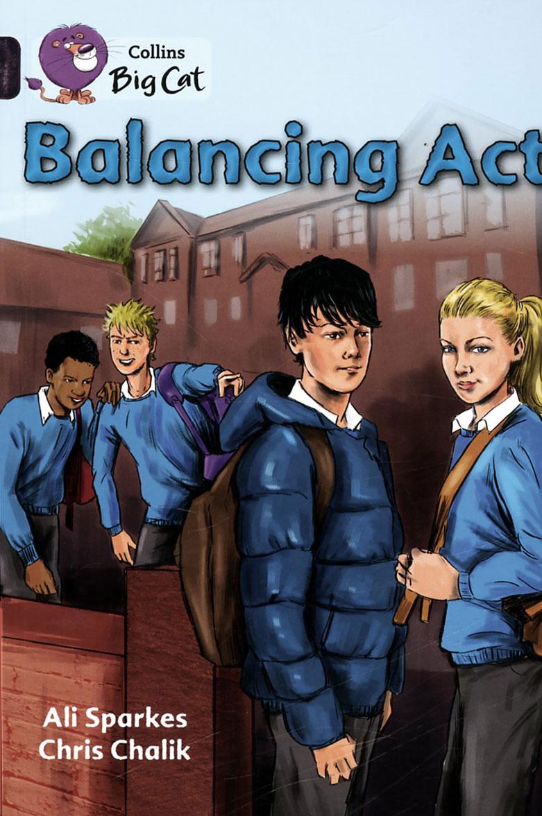 Balancing Act shifter mates