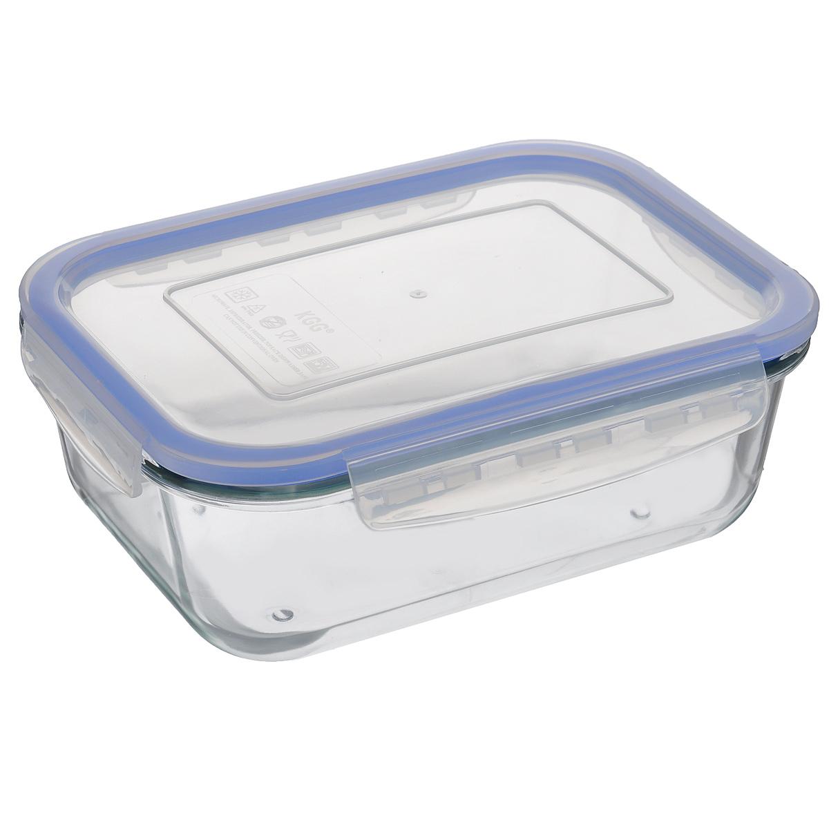 Контейнер стеклянный Mijotex с крышкой, 1,5 лLRE10Прямоугольный пищевой контейнер Mijotex изготовлен из экологически чистого жаропрочного стекла. Изделие оснащено крышкой, выполненной из пластика, которая надежно закрывается с помощью четырех защелок. Благодаря уплотнительной резинке, крышка полностью герметична. Контейнер прекрасно подходит для хранения, приготовления и разогрева пищи. Допускается нагрев посуды до 400°С. Изделие пригодно для использования в духовом шкафу, на газовых конфорках (на слабом огне), электроплитах, в СВЧ-печах. Можно использовать для хранения в холодильниках и морозильных камерах. Можно мыть в посудомоечной машине. Размер контейнера (без учета крыши): 21 см х 15 см х 7 см. Объем: 1,5 л.
