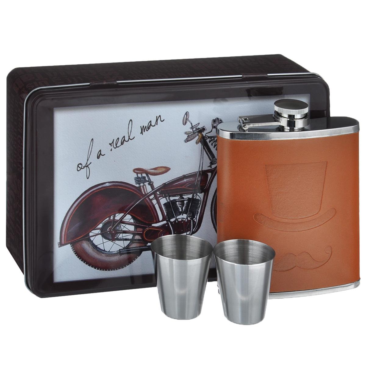 Набор подарочный Феникс-презент Мотоцикл, 3 предмета набор подарочный феникс презент 40683