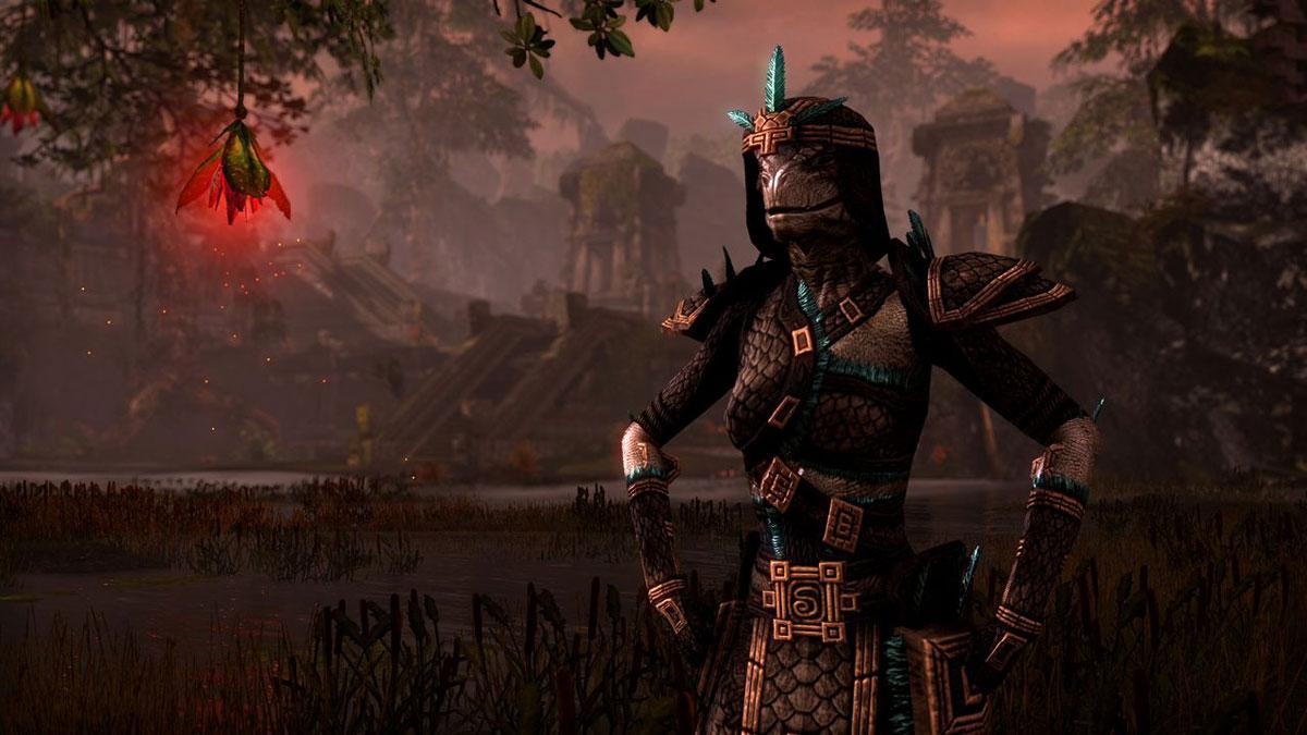 Elder Scrolls Online:  Tamriel Unlimited (Xbox One) ZeniMax Online Studios