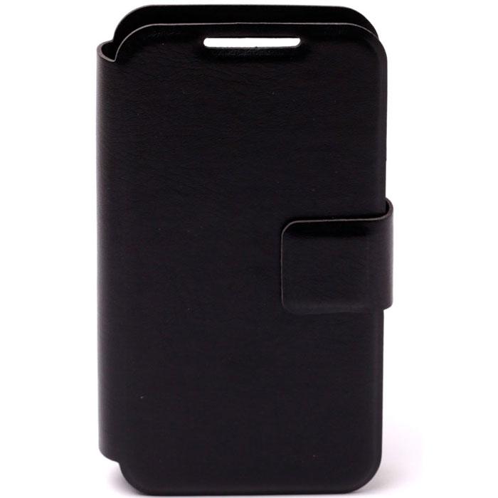 Untamo Essense универсальный чехол для телефонов 3.5-4.2, Black tnb folslbks универсальный чехол для смартфона black
