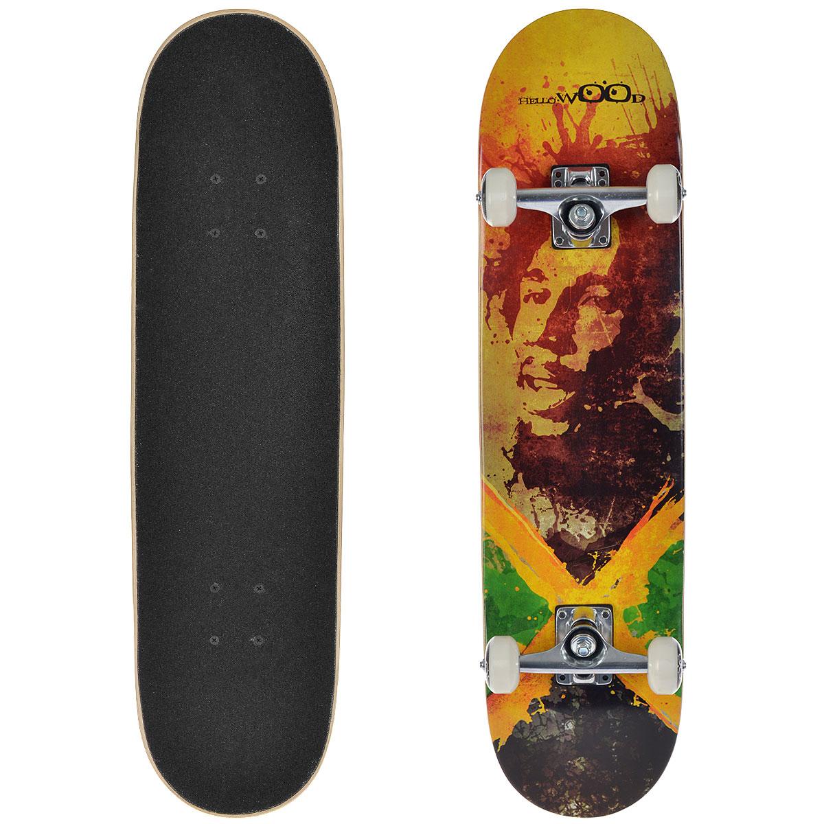 "Скейтборд HelloWood ""Marley"", дека 79 см х 20 см"
