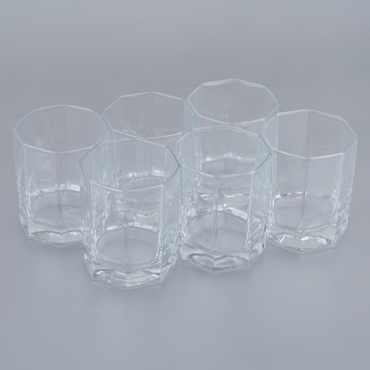 Набор стаканов для сока Pasabahce Kosem, 210 мл, 6 шт набор стаканов для сока pasabahce tango 6 преметов