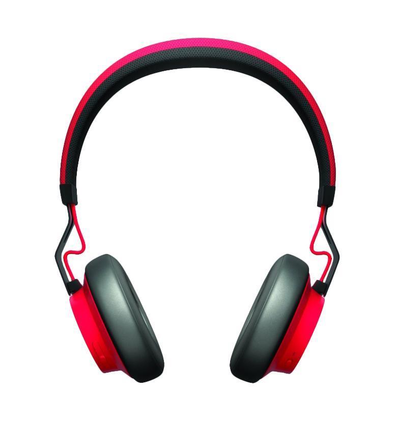 Jabra Move, Red Bluetooth гарнитура100-96300002-60Мощный звук для большого мира.Благодаря вкладу ведущих мировых специалистов по звуку в проектирование Jabra MoveWireless предлагают непревзойденное качество звука в категории беспроводных наушников. Фирменная цифровая обработка сигналов Jabra DSP обеспечивает четкий цифровой звук, открывающий истинную глубину и звучание любимой музыки. Созданные вдохновлять, СОЗДАННЫЕ ДЛЯ ЖИЗНИ.Скандинавский дизайн наушников Move Wireless с четкими, выверенными линиями. Мощь звучания и разнообразие функций. При выборе цветов мы черпали вдохновение из огней и красок современного мегаполиса, а при разработке ультралегкого регулируемого оголовья стремились сделать его более удобным для ношения и максимально долговечным. Move Wireless дарит вам звуки музыки, где бы вы не находились.Пора оставить провода дома.Беспроводные технологии еще никогда не дарили столько свободы. Move Wireless просты в подключении, вы можете держать свой телефон в кармане и управлять музыкой и звонками прямо с наушников. Это идеальное решение для сегодняшнего образа жизни - в движении.