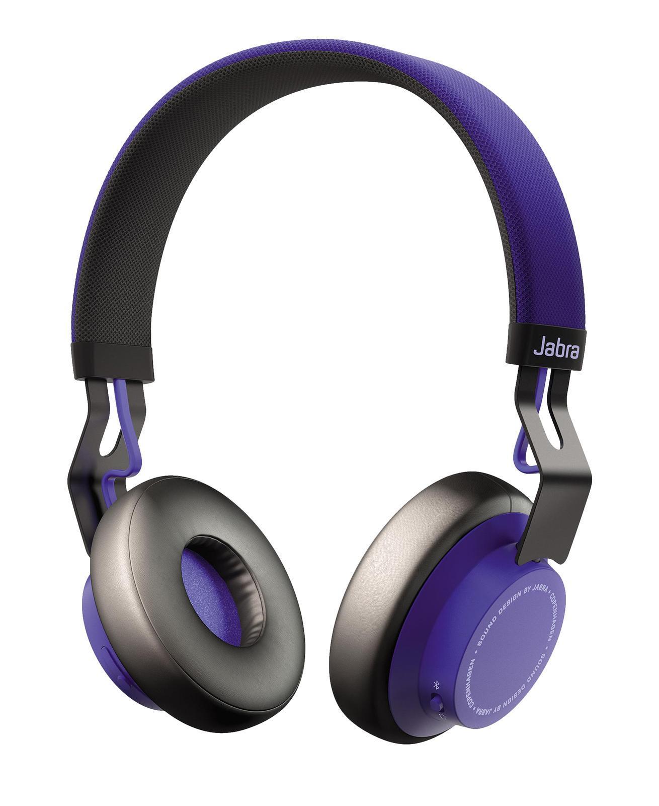 Jabra Move, Blue Bluetooth гарнитура100-96300001-60Мощный звук для большого мира.Благодаря вкладу ведущих мировых специалистов по звуку в проектирование Jabra MoveWireless предлагают непревзойденное качество звука в категории беспроводных наушников. Фирменная цифровая обработка сигналов Jabra DSP обеспечивает четкий цифровой звук, открывающий истинную глубину и звучание любимой музыки. Созданные вдохновлять, СОЗДАННЫЕ ДЛЯ ЖИЗНИ.Скандинавский дизайн наушников Move Wireless с четкими, выверенными линиями. Мощь звучания и разнообразие функций. При выборе цветов мы черпали вдохновение из огней и красок современного мегаполиса, а при разработке ультралегкого регулируемого оголовья стремились сделать его более удобным для ношения и максимально долговечным. Move Wireless дарит вам звуки музыки, где бы вы не находились.Пора оставить провода дома.Беспроводные технологии еще никогда не дарили столько свободы. Move Wireless просты в подключении, вы можете держать свой телефон в кармане и управлять музыкой и звонками прямо с наушников. Это идеальное решение для сегодняшнего образа жизни - в движении.