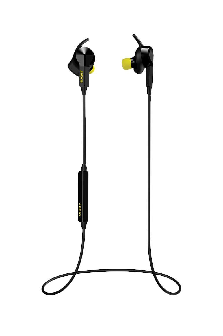 Jabra Sport Pulse, Black Bluetooth гарнитура jabra sport rox