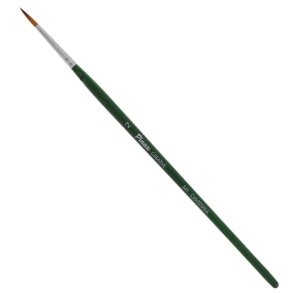Pinax Кисть Creative №2 кисть д декоративных работ мини vel pen 70 мм