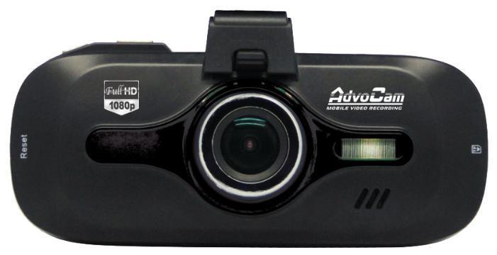 AdvoCam FD8, Black GPS видеорегистратор FD8-BLACK-GPS