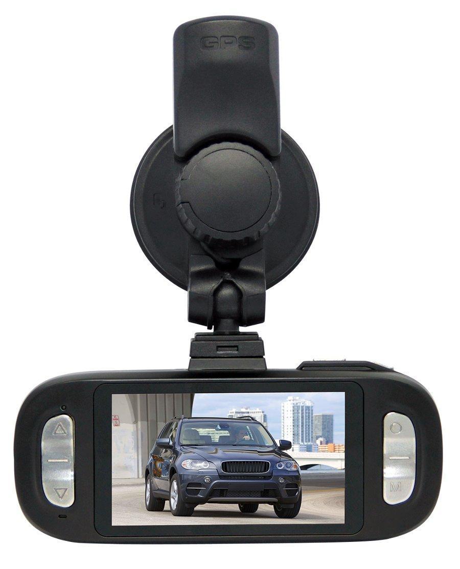 AdvoCam FD8, Black GPSвидеорегистратор AdvoCam