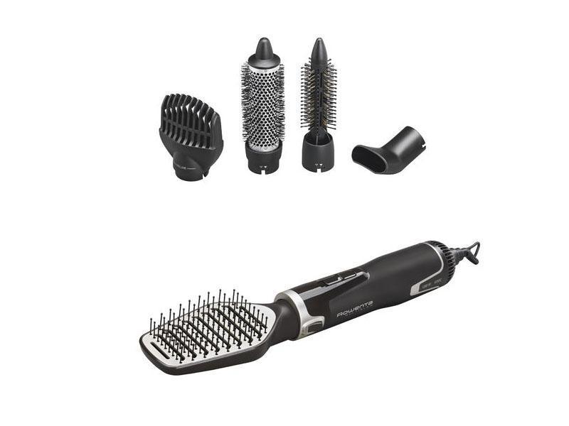 Rowenta CF8361 фен-щеткаCF8361D0Компактный и легкий фен, с эргономичным дизайном. Удобная ручка позволяет пользоваться феном долгое время не вызывая усталости.Возможность одновременно сушить и укладывать волосы дарит безупречныйрезультат, позволяет значительно экономить время и заботиться о здоровье волос .