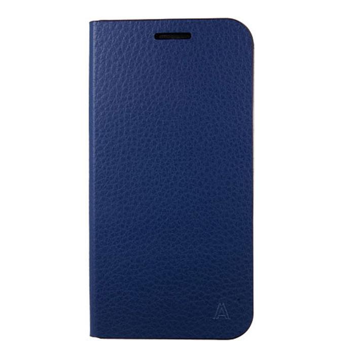 Anymode Flip Case чехол для Samsung S6 Edge, BlueFA00004KBLЧехол Anymode Flip Case для Samsung Galaxy S6 Edge обеспечивает надежную защиту корпуса и экрана смартфона и надолго сохраняет его привлекательный внешний вид. Чехол также обеспечивает свободный доступ ко всем разъемам и клавишам устройства.