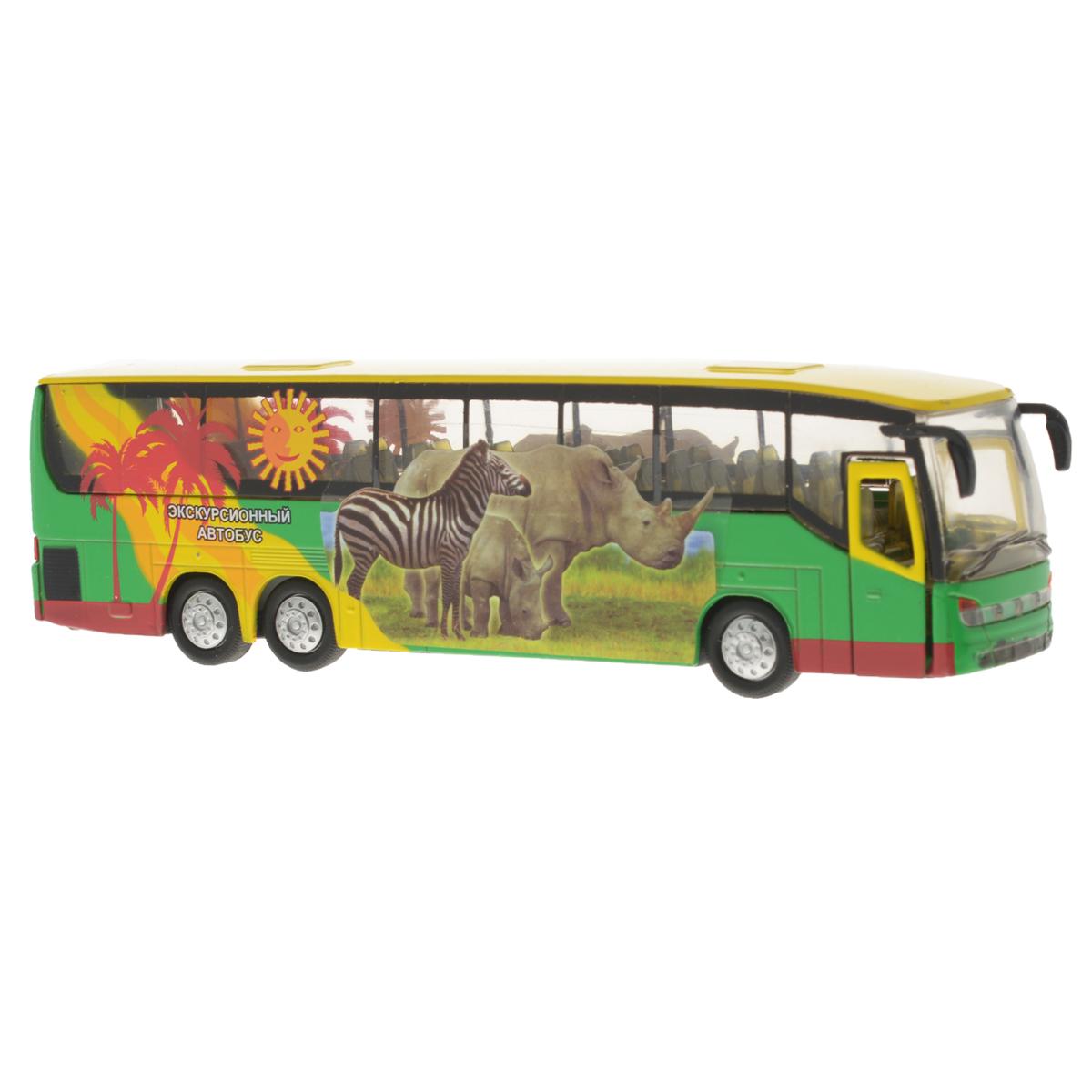 Игрушка инерционная ТехноПарк Автобус. CT10-025-1 помогите и установить тахограф на автобус