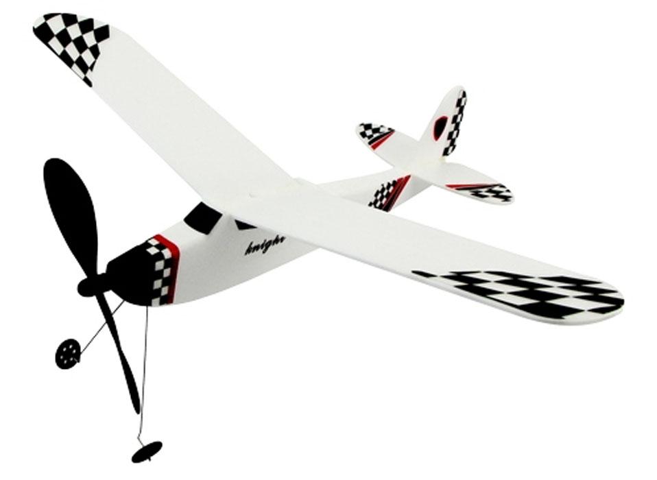 Bluesea Резиномоторная модель планера Рыцарь
