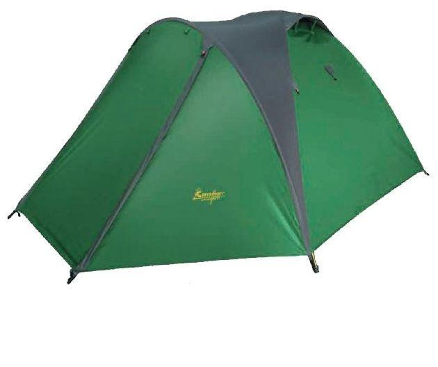 Палатка CANADIAN CAMPER EXPLORER 3 AL чартер для всех
