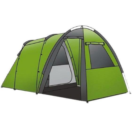 Палатка INDIANA OZARK 4 палатка trek planet indiana 4