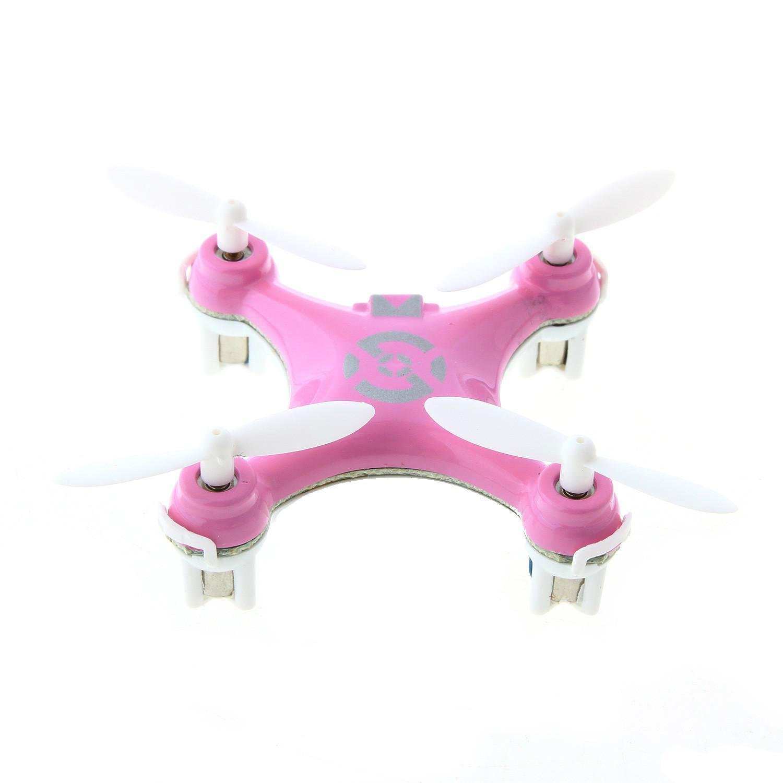 Квадрокоптер CX-10, розовый