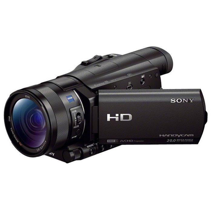 Sony HDR-CX900E видеокамера - Цифровые видеокамеры
