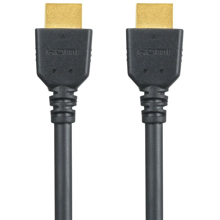 Panasonic RP-CHE15E кабель HDMI, 1.5 мRP-CHE15E-KPanasonic RP-CHE15E - универсальный HDMI-кабель для передачи изображения в высоком качестве на теле- и видеоаппаратуру.