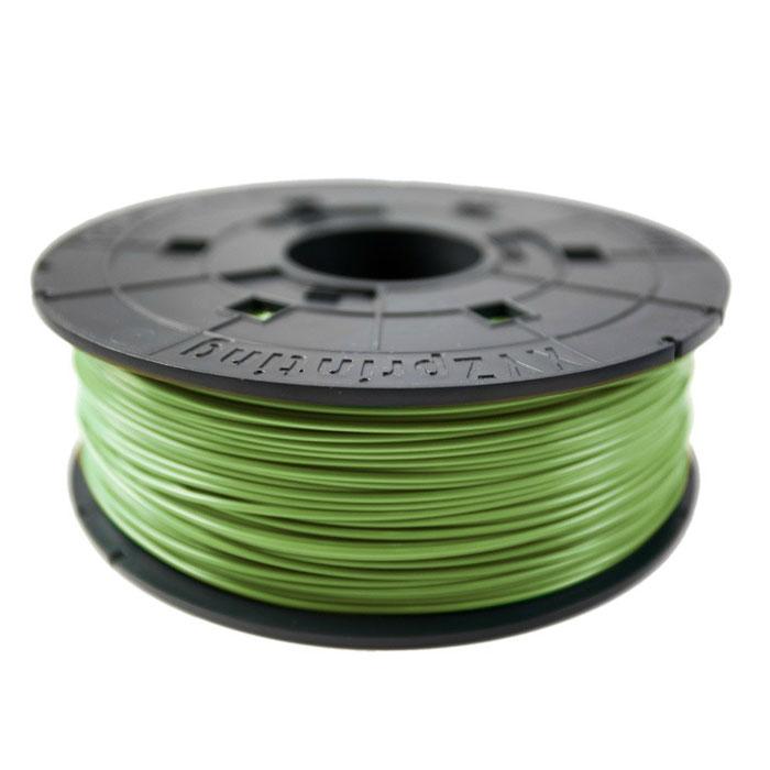XYZ пластик ABS в катушке, Olivine 1,75 ммRF10XXEU09BПластик ABS от XYZ Printing долговечный и очень прочный полимер, ударопрочный, эластичный и стойкий к моющим средствам и щелочам. Один из лучших материалов для печати на 3D принтере. Пластик ABS не имеет запаха и не является токсичным. Температура плавления215-250°C. АБС пластик для 3D-принтера применяется в деталях автомобилей, канцелярских изделиях, корпусах бытовой техники, мебели, сантехники, а также в производстве игрушек, сувениров, спортивного инвентаря, деталей оружия, медицинского оборудования и прочего.