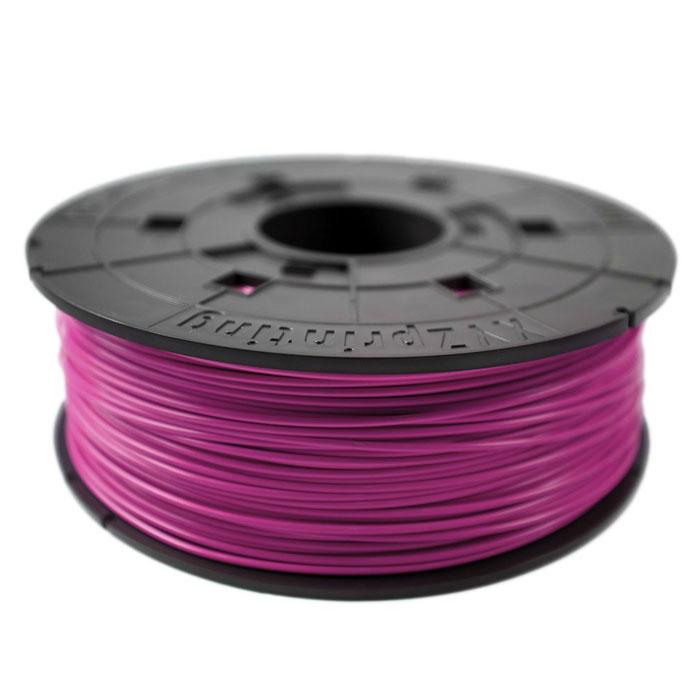 XYZ пластик ABS в катушке, Purpurin 1,75 ммRF10XXEU07EПластик ABS от XYZ Printing долговечный и очень прочный полимер, ударопрочный, эластичный и стойкий к моющим средствам и щелочам. Один из лучших материалов для печати на 3D принтере. Пластик ABS не имеет запаха и не является токсичным. Температура плавления215-250°C. АБС пластик для 3D-принтера применяется в деталях автомобилей, канцелярских изделиях, корпусах бытовой техники, мебели, сантехники, а также в производстве игрушек, сувениров, спортивного инвентаря, деталей оружия, медицинского оборудования и прочего.