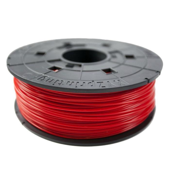 XYZ пластик ABS в катушке, Red 1,75 ммRF10XXEU03BПластик ABS от XYZ Printing долговечный и очень прочный полимер, ударопрочный, эластичный и стойкий к моющим средствам и щелочам. Один из лучших материалов для печати на 3D принтере. Пластик ABS не имеет запаха и не является токсичным. Температура плавления215-250°C. АБС пластик для 3D-принтера применяется в деталях автомобилей, канцелярских изделиях, корпусах бытовой техники, мебели, сантехники, а также в производстве игрушек, сувениров, спортивного инвентаря, деталей оружия, медицинского оборудования и прочего.