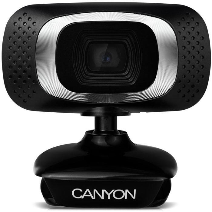 Canyon CNE-CWC3 веб-камера веб камера canyon cne cwc2 черный серебристый
