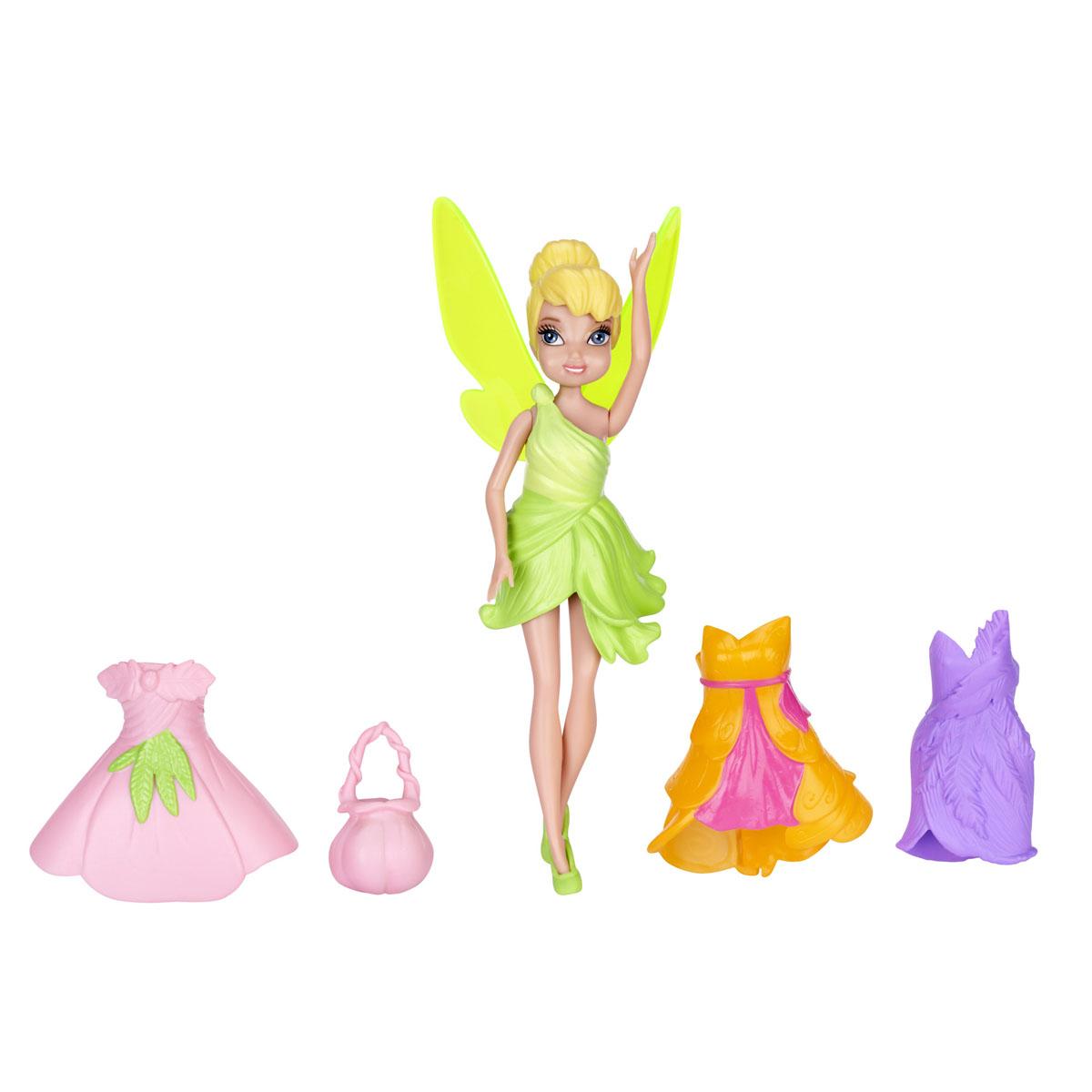Disney Fairies Мини-кукла Pirate Fairy Tinker Bell disney fairies мини кукла pirate fairy tinker bell