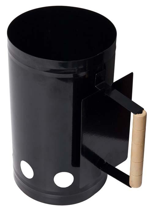 Стартер для розжига угляBoyscout, цвет: черный,3,5 л61402Стартер Boyscout предназначен для быстрого розжига угля или брикетов для барбекю, угольного гриля, мангала. Уголь разгорается легко и быстро, при этом не требуется жидкость для розжига. Стартер вмещает до 1,8 кг угля и имеет теплозащитный экран.Диаметр стартера: 16 см.Высота: 27 см.Объем: 3,5 л (1,8 кг).
