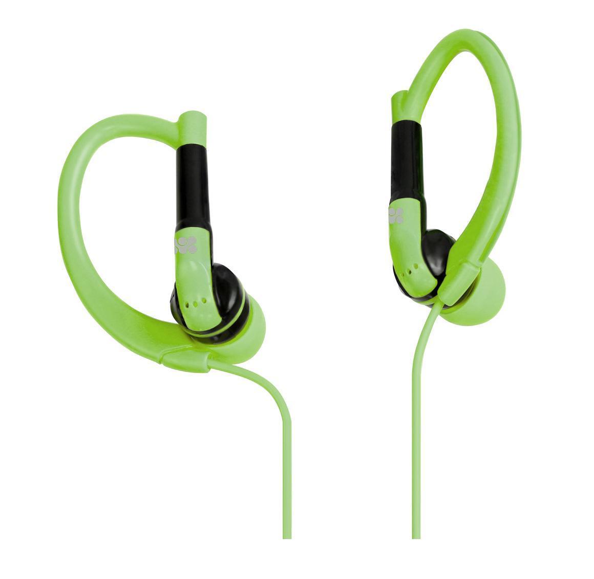 Promate Gaudy, Green наушники00007443Подсоедините свой смартфон абсолютно новым образом с новыми наушникамиGaudy. Эти наушники специально разработаны для людей, ведущих активный образ жизни. Маленькие, но мощные - динамики дают чистый и полный звук. Четыре фута (1,2 метра) провода, встроенный микрофон и универсальная кнопка управления вызовами, а также совместимость со всеми аудио устройствами, имеющими аудио выход 3,5 мм-делают его незаменимым помощникомна каждый день!