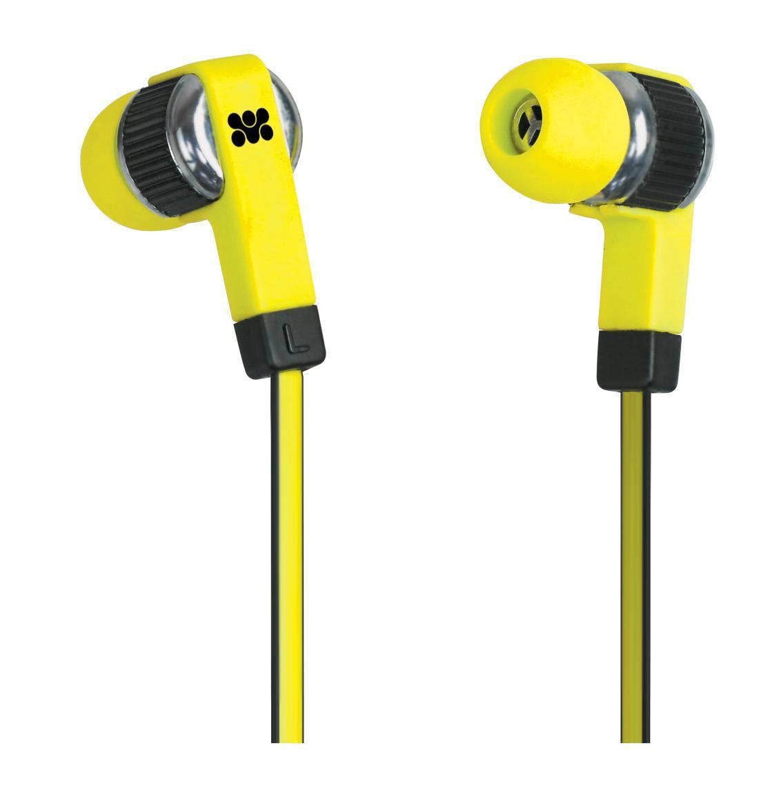 Promate Swish, Yellow наушники00007454Стильная стереогарнитура, идеальны для активного образа жизни. Небольшой, но стильный динамик, идеальное шумоподавление, четкий и чистый звук, встроенный микрофон - что еще нужно, чтобы наслаждаться музыкой и не упускать из внимания Ваш смартфон? Универсальны и совместимы с любыми аудиоустройствами, смартфонами или планшетами. Модель отличает стильным минимализм.