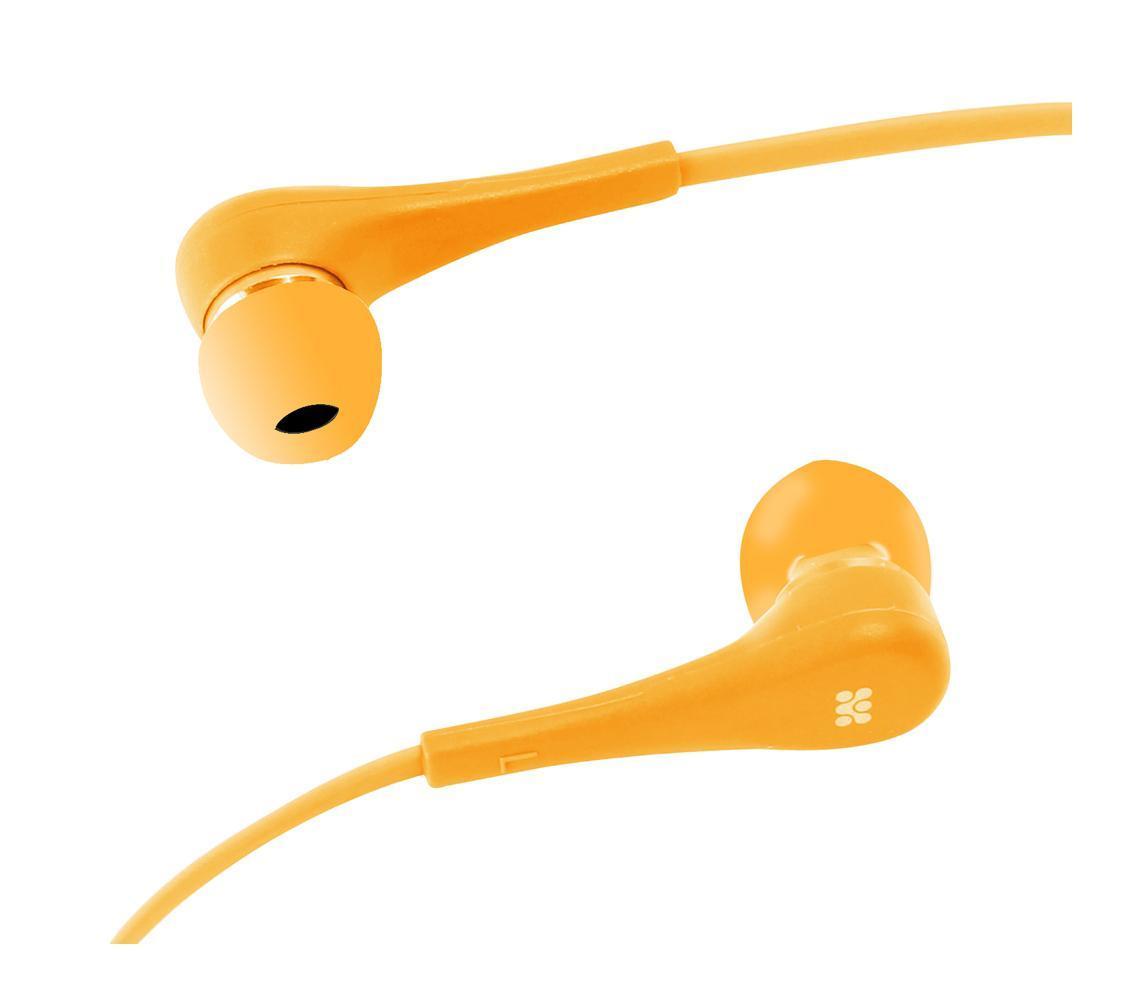 Promate Symphonia, Orange гарнитура00007787Symphonia являет собой простое, элегантное и универсальное решение. Эта гарнитура совместима со всеми аудиоустройствами, имеет уникальный и динамичный дизайн вкладышей, широкую частотную характеристику и отличное шумоподавление. Идеально подходит для ценителей качественного звучания и комфорта. Поставляется в различных цветах, которые подойдут под любой образ жизни.