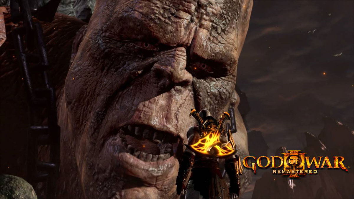 God of War 3. Обновленная версия (Хиты PlayStation) (PS4) god of war 1pcs 7 5 neca god of war kratos in golden fleece armor with medusa head pvc action figure collection gow002