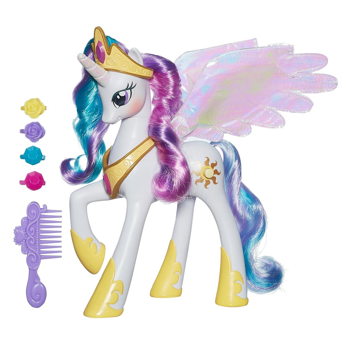My Little Pony Игрушка Принцесса Селестия с аксессуарами