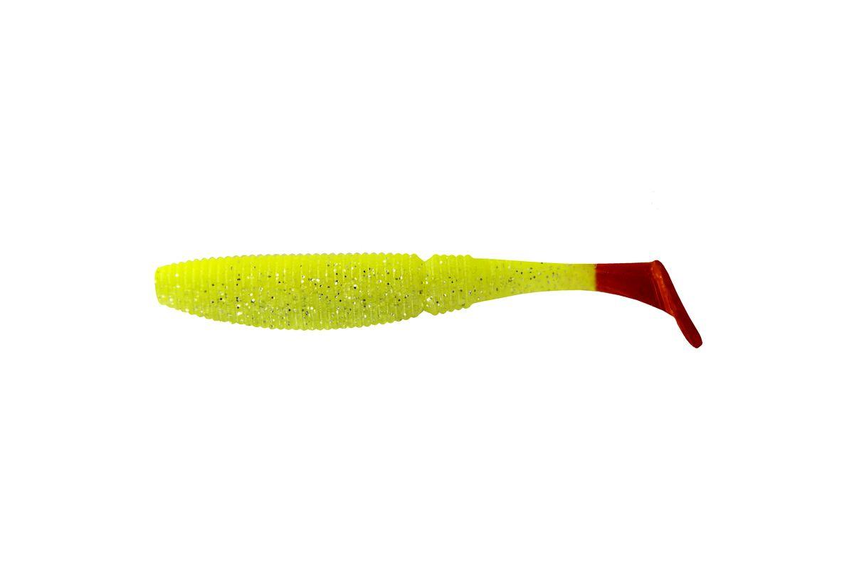 Приманка съедобная Риппер Allvega Power Swim, цвет: желтый, красный, 10 см, 9 г, 4 шт51082Риппер Allvega Power Swim - это виброхвост с объемным, мясистым телом. Имеет стабильную сбалансированную игру. Приманки малых размеров подойдут для микроджига, средние можно использовать с классическими джиг-головками, на крупные размеры можно, не огружая, ловить с офсетником по траве. На теле виброхвоста предусмотрены специальные канавки для использования Power Swim в монтажах с офсетным крючком. Дополнительную привлекательность приманке придает использование в составе активной био-добавки, соли и специального ароматизатора.Вес: 9 г.Длина: 10 см.Какая приманка для спиннинга лучше. Статья OZON Гид