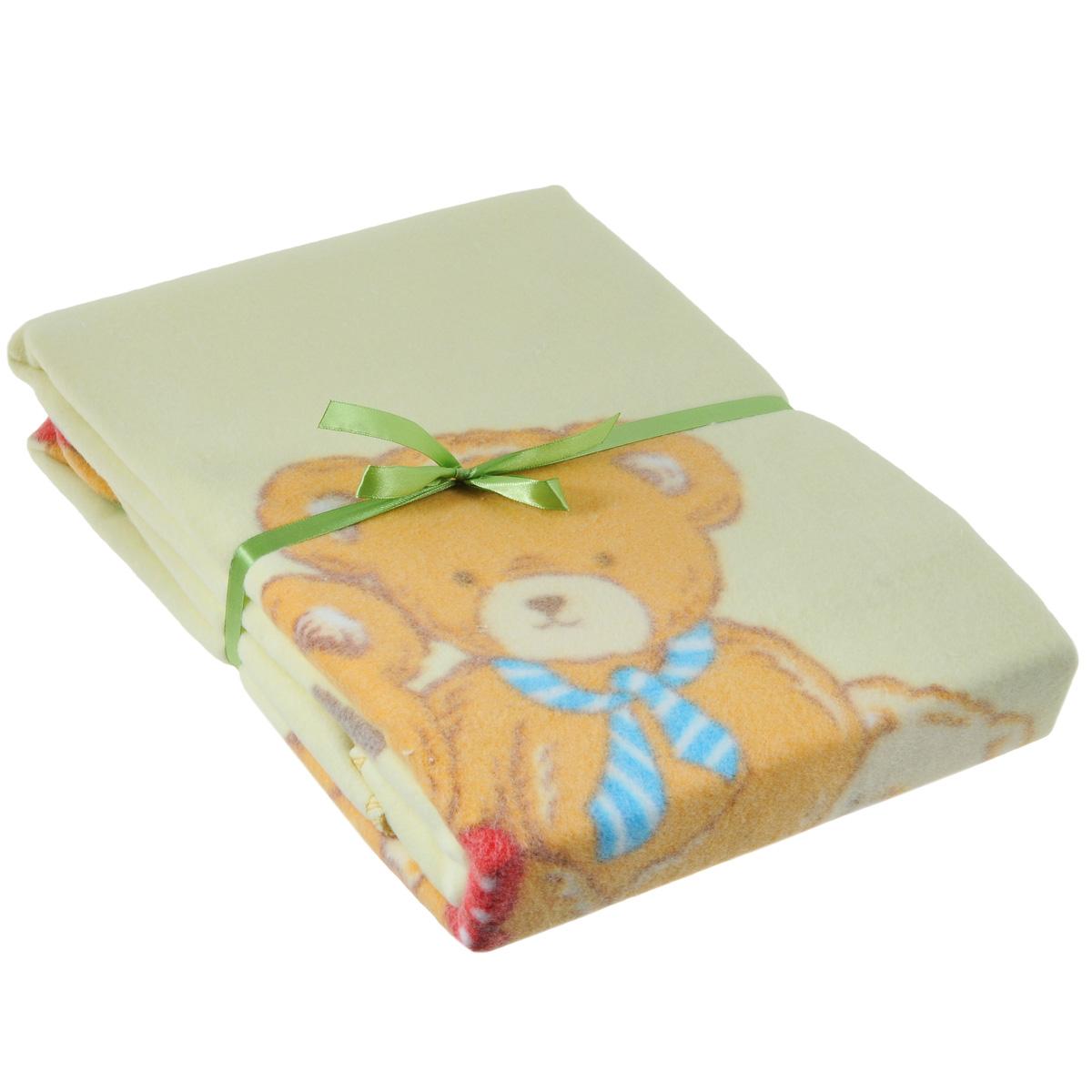 Одеяло детское Baby Nice Семейство медвежат, байковое, цвет: бежевый, 100 см x 140 смD311511Детское байковое одеяло Baby Nice Семейство медвежат изготовлено изнатурального100% хлопка и оформлено ярким рисунком. Такое одеяло будет бережно хранитьбезмятежный сон вашего ребенка. Ребенок, спящий под байковым одеялом,словно укрытый нежным мягкимоблаком, находится в тепле, и не потеет при этом. Дышащая способностьнатурального хлопка позволяет добиться такого эффекта. Легкий по ощущениямматериал имеет небольшой вес, но вместе с тем, является плотным и хорошосохраняет тепло. Кроме того, ткань гигроскопична, а значит впитываетизбыточную влагу, не становясь при этом влажной на ощупь.Детское одеяло Baby Nice Семейство медвежат - лучший выбор для тех, ктостремитсяпроявить заботу о своем ребенке.Материал: 100% хлопок. Размер: 100 см х 140 см.