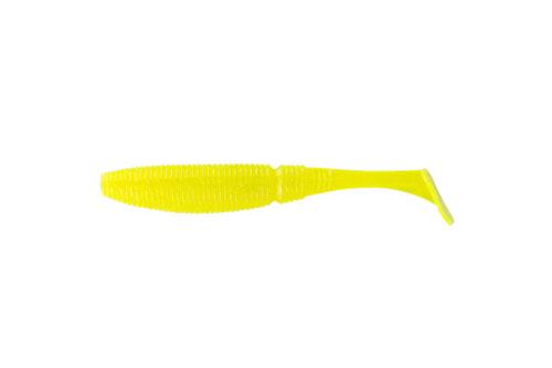 Приманка съедобная Риппер Allvega Power Swim, цвет: лимонный, 8,5 см, 5,5 г, 5 шт