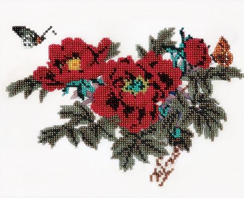 Канва с рисунком для вышивания бисером Hobby & Pro Пионы, 20 х 25 см581440Канва с рисунком для вышивания бисером Пионы, изготовлена из полиэстра. Рисунок-вышивка, выполненный на такой канве, выглядит очень оригинально. Бисеринки нашиваются на ткань косыми стежками шва полукрест, где каждая бисеринка соответствует одной клетке на схеме.Вышивание отвлечет вас от повседневных забот и превратится в увлекательное занятие! Работа, сделанная своими руками, создаст особый уют и атмосферу в доме и долгие годы будет радовать вас и ваших близких, а подарок, выполненный собственноручно, станет самым ценным для друзей и знакомых.Рекомендуемое количество цветов: 13.Не рекомендуется стирать или мочить рисунок на канве перед вышиванием. УВАЖАЕМЫЕ КЛИЕНТЫ!Обращаем ваше внимание, на тот факт, что цвет символа на ткани может отличаться от реального цвета бисера они подобраны для удобства пользования схемой. Придерживайтесь нумерации в таблице.