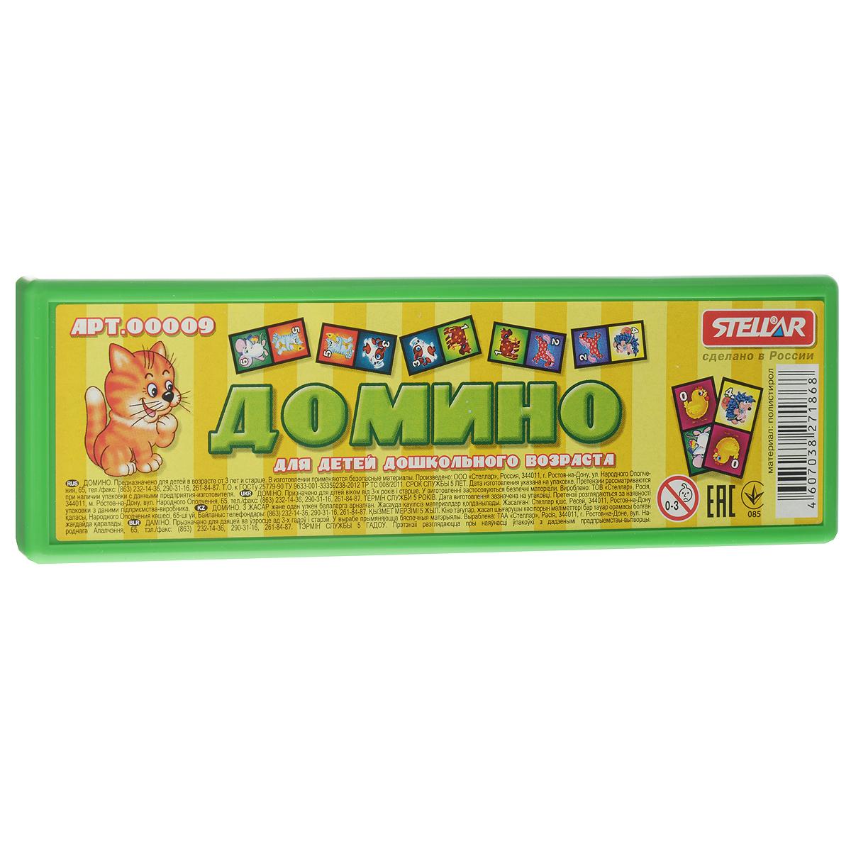 Stellar Домино Хорошие знакомые хорошие игры хром золотое издание
