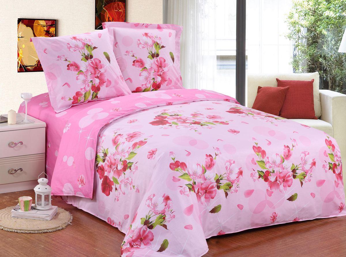 где купить  Комплект белья Amore Mio ET Buket, 1,5-спальное. 65676  по лучшей цене