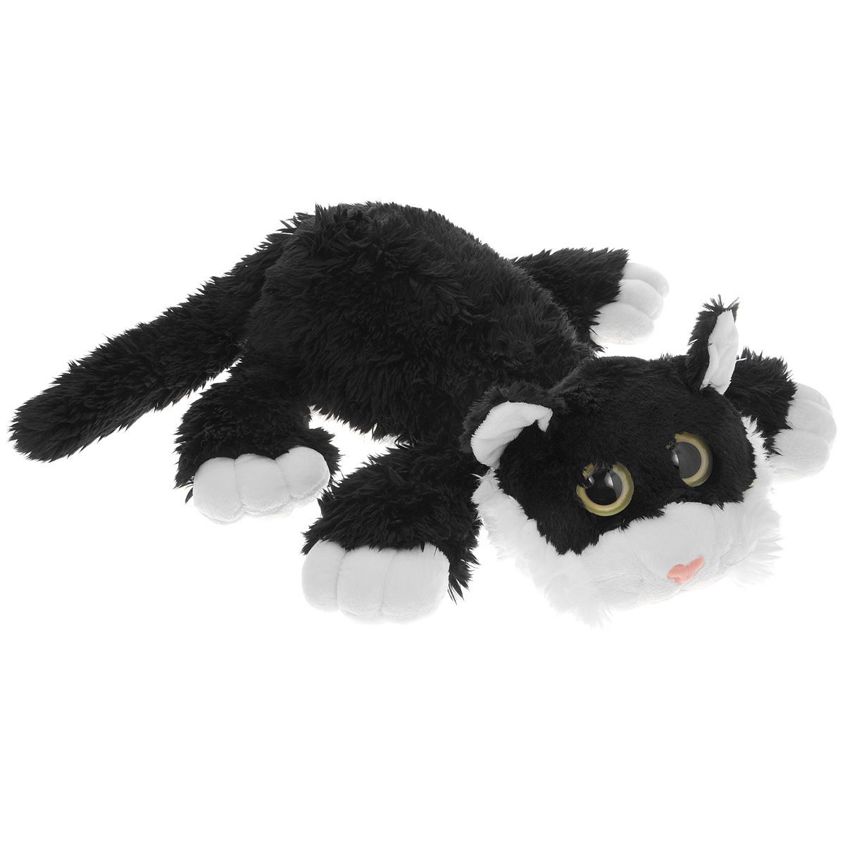 Gulliver Мягкая игрушка Котик Шалунишка, 30 см игрушка collecta котик шалунишка 18 3001 1