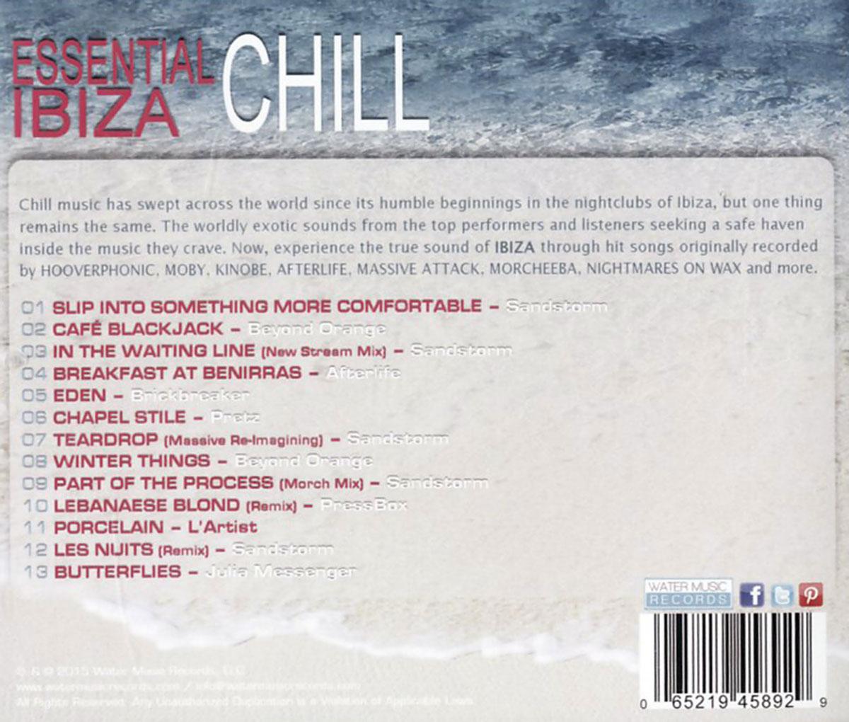 Essential Ibiza Chill Water Music Records, LLC