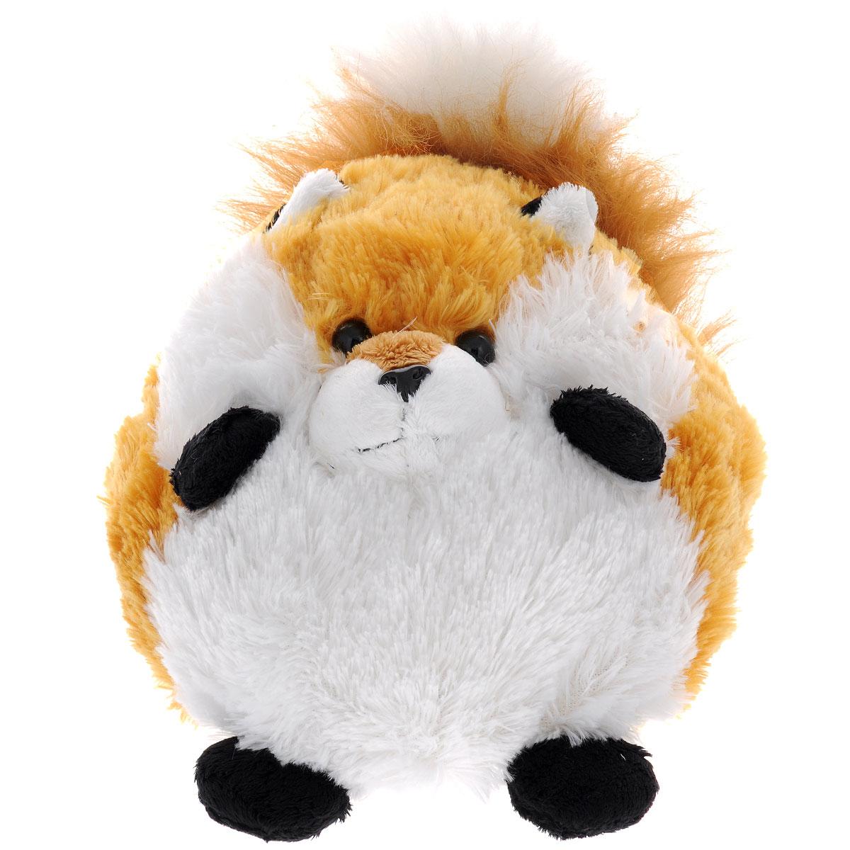 Мягкая игрушка Gulliver Лисичка, 30 см мягкие игрушки gulliver игрушка перевертыш лисичка корова 35 см