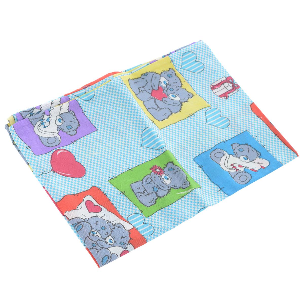 Наволочка детская Фея Мишки, цвет: голубой, 40 см х 60 см0001056-1Детская наволочка Фея Мишки, идеально подойдет для подушки вашегомалыша. Изготовленная из натурального 100% хлопка, она необычайно мягкая иприятная на ощупь. Натуральный материал не раздражает даже самую нежную ичувствительную кожу ребенка, обеспечивая ему наибольший комфорт. Приятныйрисунок наволочки, несомненно, понравится малышу и привлечет его внимание.На подушке с такой наволочкой ваша кроха будет спать здоровым икрепким сном.УВАЖАЕМЫЕ КЛИЕНТЫ! Обращаем ваше внимание навозможные изменения в дизайне, связанные с ассортиментом продукции: рисунок можетотличаться от представленного на изображении.