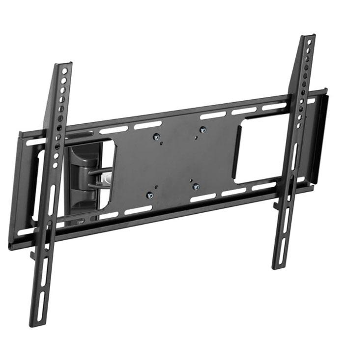 Vivanco WTL 3 наклонно-поворотный кронштейн для ТВ до 8535556Vivanco WTL 3 - простой в установке настенный кронштейн для крепления ЖК телевизора с диагональю 40-85 дюймов. Совместим с мониторами без поддержки стандарта VESA.