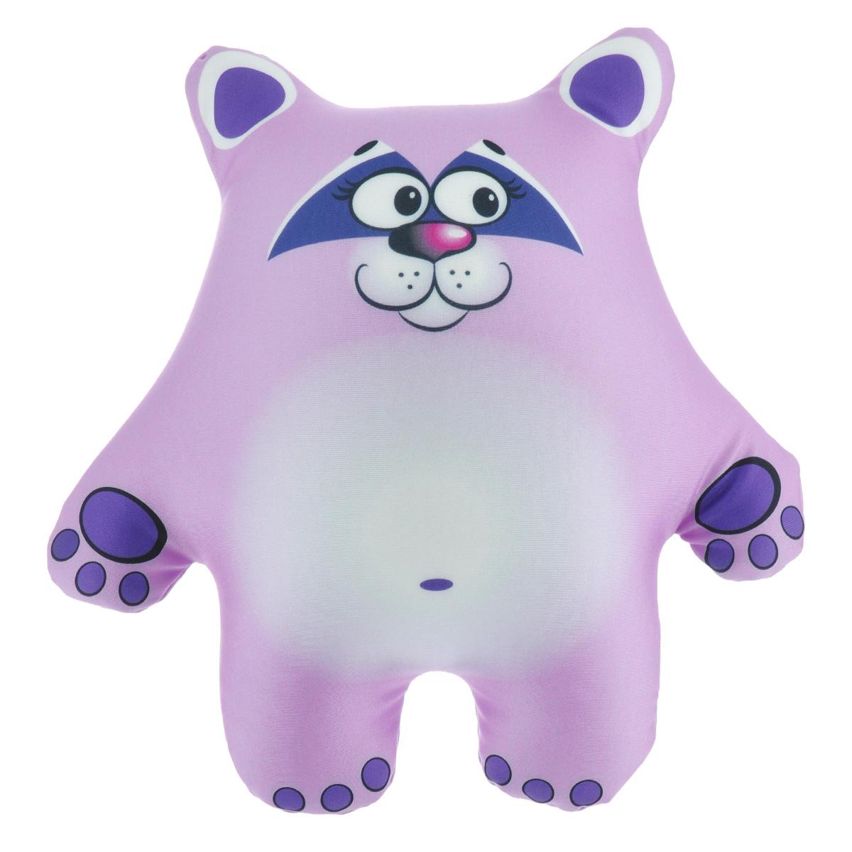 Игрушка-антистресс СмолТойс Енотик, 30 см игрушка антистресс смолтойс кукла анюта 30 см