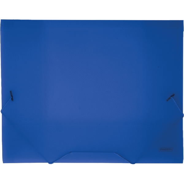 Proff Папка на резинке Next цвет синий SB20TW-04 папка на резинке proff next ширина корешка 40 мм цвет синий формат а4