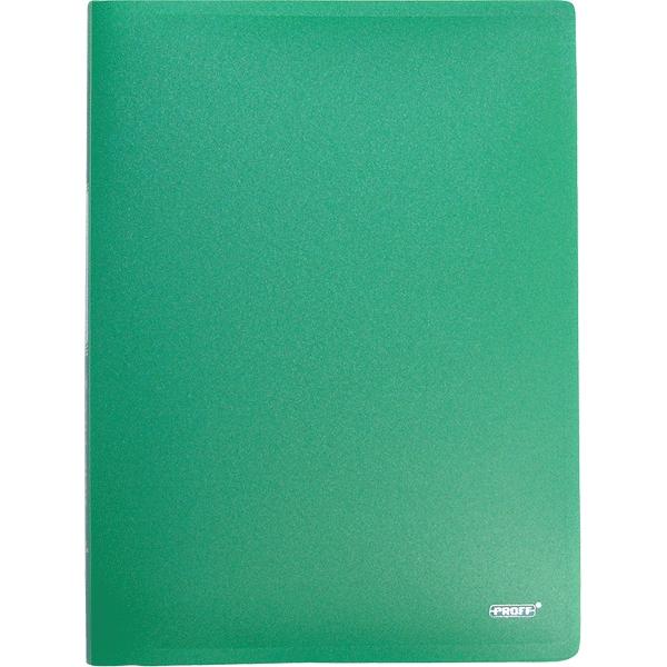 Папка с боковым зажимом Proff Next, цвет: зеленый. Формат А4. CF901-03CF901-03Папка с боковым зажимом Proff Next - это удобный и практичный офисный инструмент, предназначенный для хранения и транспортировки рабочих бумаг и документов формата А4. Папка изготовлена из высококачественного плотного полипропилена и оснащена металлическим зажимом, который не повреждает бумагу.Папка с боковым зажимом - это незаменимый атрибут для студента, школьника, офисного работника. Такая папка надежно сохранит ваши документы и сбережет их от повреждений, пыли и влаги.