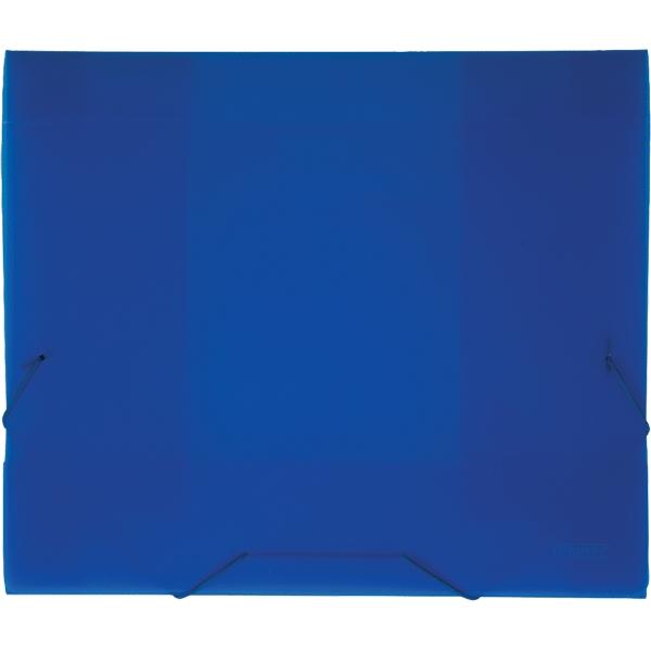 Папка на резинке Proff Next, ширина корешка 40 мм, цвет: синий. Формат А4 папка на резинке proff next ширина корешка 40 мм цвет синий формат а4