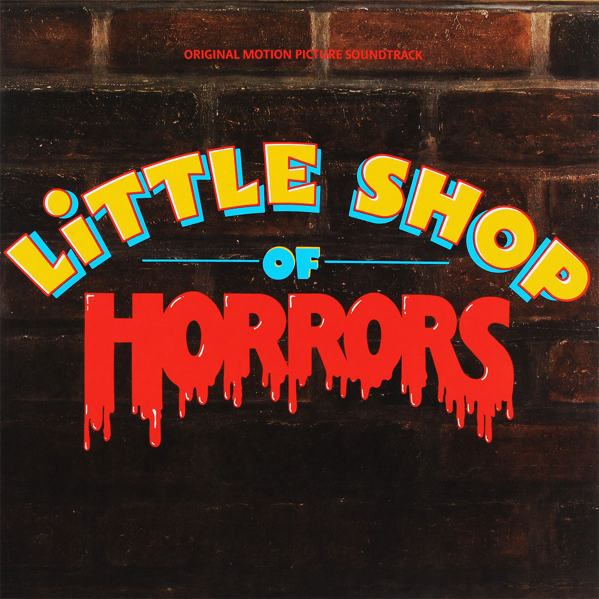 Little Shop Of Horrors. Original Motion Picture Soundtrack (LP) casablanca original motion picture soundtrack